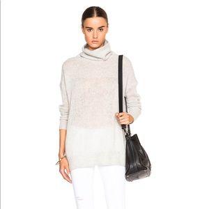 Rag and Bone Philipa cashmere turtleneck sweater